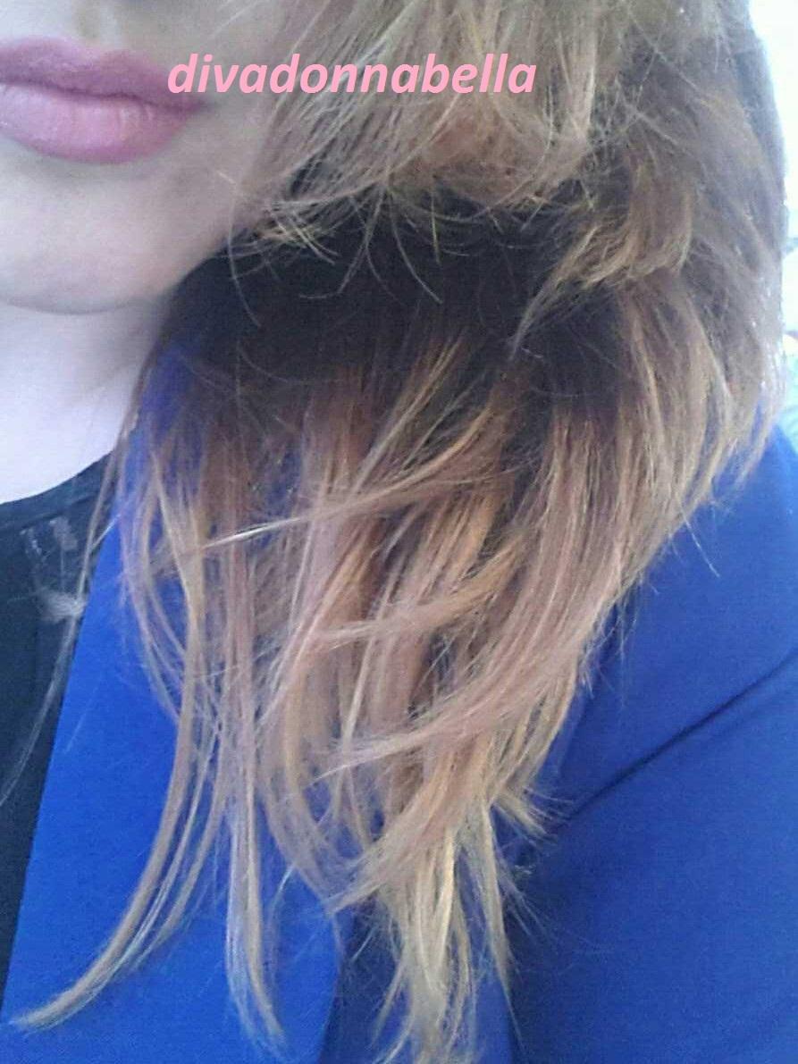 Ombre Saç boyaması sonucu