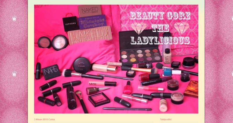 beauty gore the ladylicious